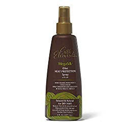 Silk Elements Megasilk Heat Protection Spray On Natural Hair