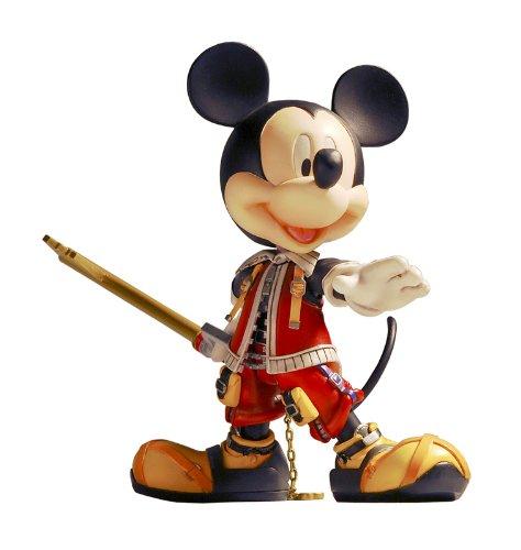 Action Figur Kingdom Hearts II Play Arts Vol. 2 - King Mickey