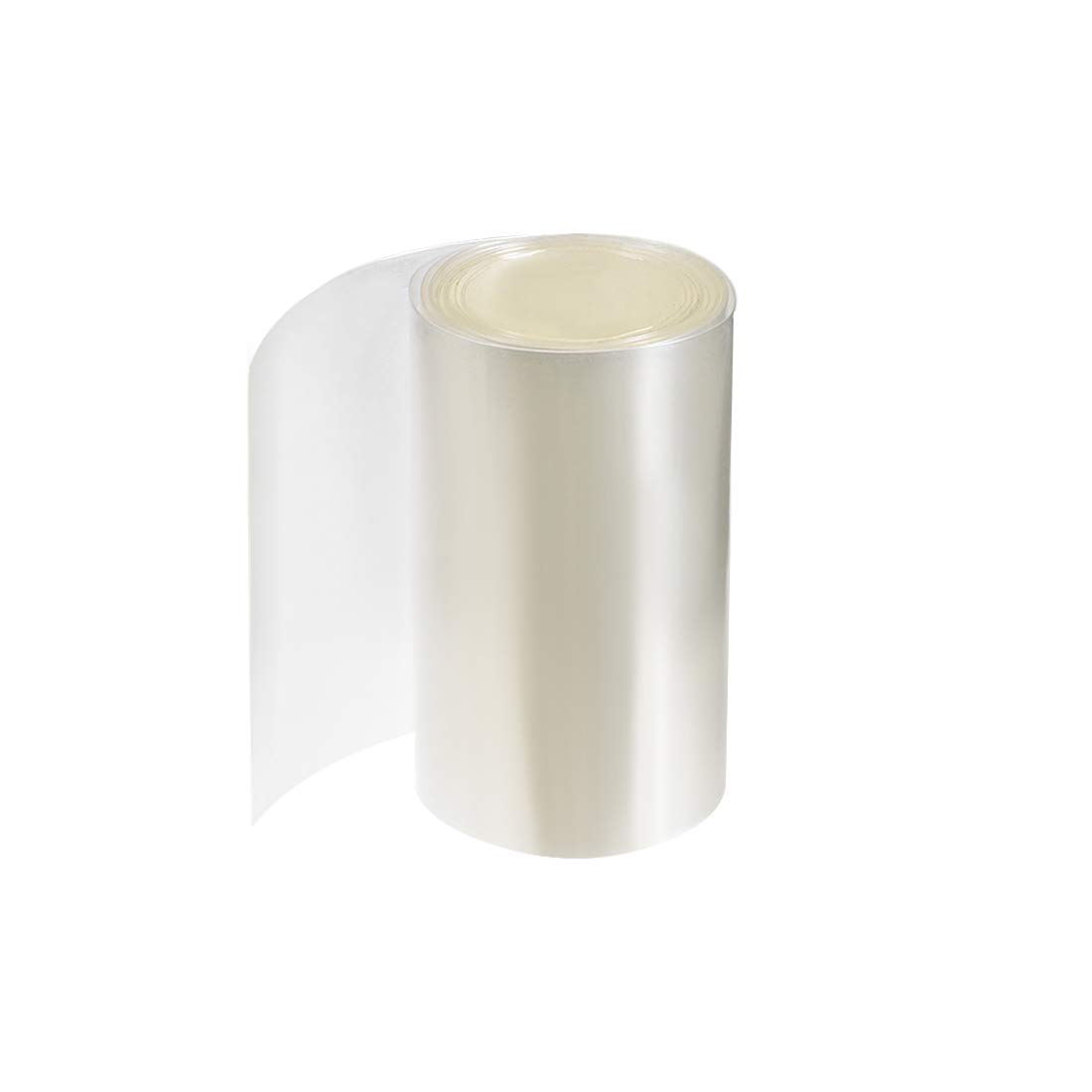 uxcell Cheap PVC Heat Shrink Tube 95mm Layer New Shipping Free Dual Wrap for Flat Width
