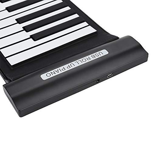 Fosa『ロールアップピアノ61鍵』