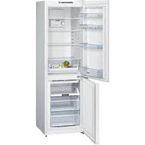 Siemens iQ100 KG36NNW3A Independiente 302L A++ Blanco nevera y congelador - Frigorífico (302 L, Antiescarcha (nevera), 42 dB, A++, Blanco)