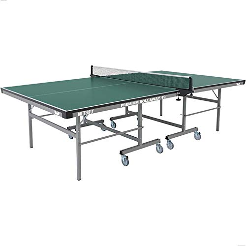 Butterfly Premium 19 Rollaway Table Tennis Table | 3 Year Warranty Ping...