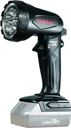 Makita maktec STEXMT001 Akku-Lampe MT001 14,4 V oder 18 V, ohne Akku und Ladegerät