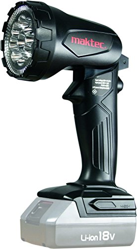 Preisvergleich Produktbild Makita maktec STEXMT001 Akku-Lampe MT001 14, 4 V oder 18 V,  ohne Akku und Ladegerät