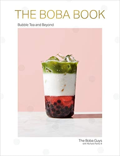 The Boba Book Bubble Tea and Beyond product image