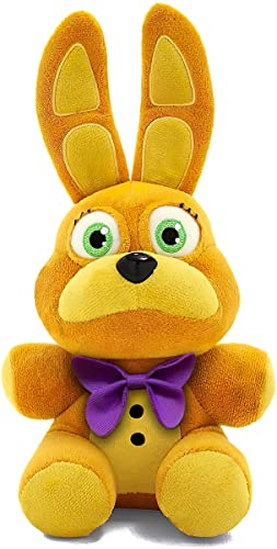 VNKVTL: Spring Bonnie Plush - FNAF Plushies Toy Bonnie Cheap   FNAF Bonnie Plush - FNAF Plushies Bonnie   Plush Toy Bonnie - Easter Bonnie FNAF   7 Inch.