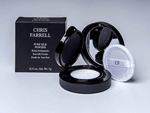 Chris Farrell Pure Silk Powder Pure Silk Powder 11 weiss neutral