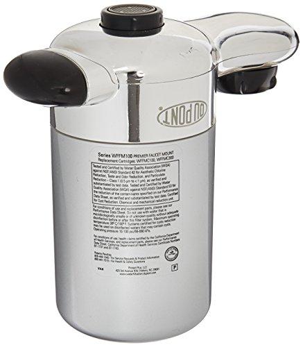 DuPont DUPONT-WFFM100XCHS Premier Faucet Mount Drinking Filter