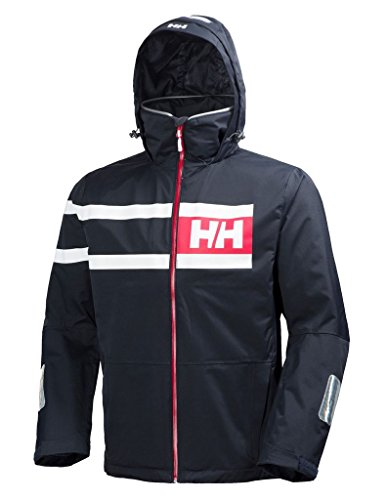 Helly Hansen Herren Jacke Salt Power, Navy, M