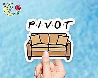 Pivot Sticker