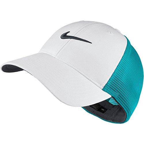 Nike Legacy 91 Tour Mesh Golf Cap 2016 Omega Blue/White Medium/Large