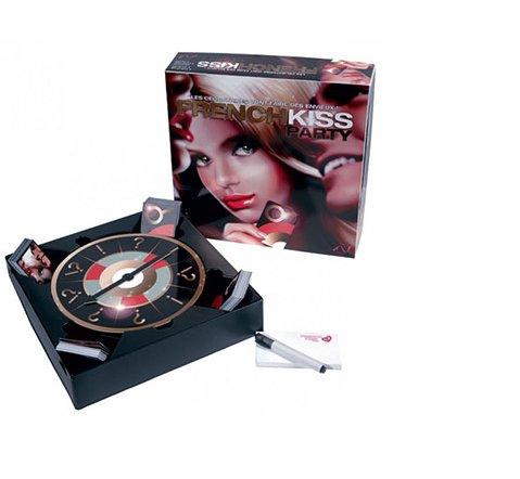 French Kiss Party Les célibataires vont faire des envieux! A partir de 4 joueurs.