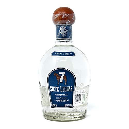 Tequila marca Siete Leguas