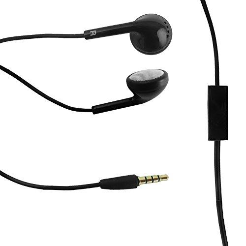 bester der welt Original ZTE Black 3,5 mm Stereokopfhörer mit Mikrofon für ZTE Blade S6, Star 2,… 2021