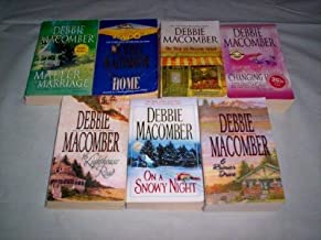 Debbie Macomber - (Set of 7) - Not a Box Set (Dakota Home - The Matter of Marriage - 16 Lighthouse Road - The Shop on Blos...