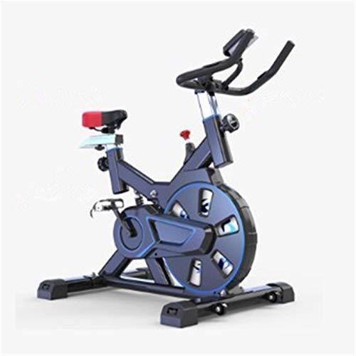 DJDLLZY Bicicleta de ejercicio gruesa marco bicicleta ejercicio dormitorio bicicleta ejercicio gimnasio equipo fitness bicicleta pérdida de peso