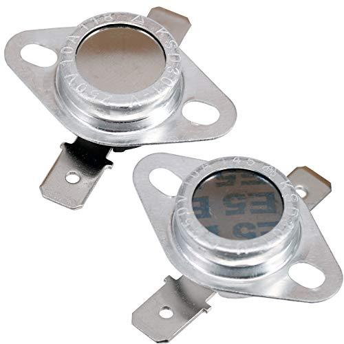 SPARES2GO Kit de termostato One Shot TOC Set compatible con secadora Indesit