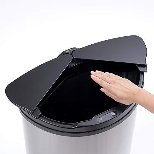 【センサー式 ダストボックス】DiETZ (ディーツ) 自動開閉センサーゴミ箱 スライド式 47L 自動 自動センサー 45L ゴミ袋対応