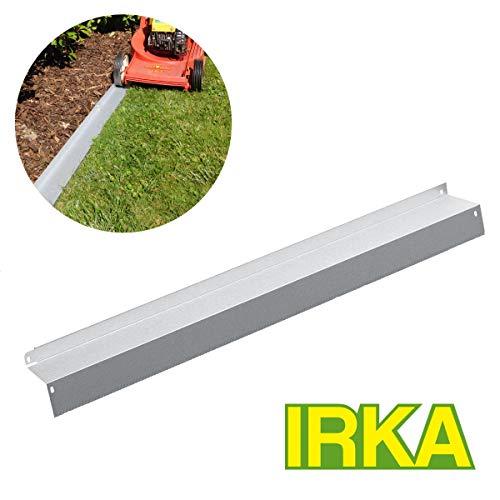 IRKA Comfort XXL Gazonrand met unieke verstevigde rand en extra breed verplaatsbaar