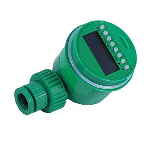 xiaocheng Los programas de Agua de riego de jardín Controlador de Temporizador Grifo electrónico de Inteligencia de conexión para el Sistema de Goteo Utiliza para Patio Decoración y Acabado