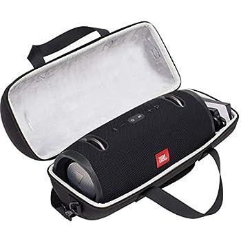 Hard Travel Case for JBL Xtreme Lifestyle Xtreme 2 Portable Bluetooth Speaker  Black