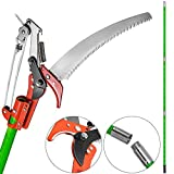 Best Pole Pruners - Happybuy Extendable Tree Pole Pruner 26 Foot Pole Review