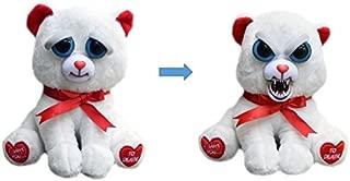 Feisty Pets Bear Taylor Truelove Valentine Stuffed Attitude Plush Animal (Extinct – No Longer Produced)