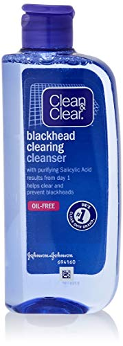 Clean and Clear Blackhead Clearing Cleanser - 200 ml