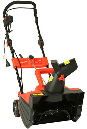 Cheapest Prices! Maztang MT-988 13A Electric Snow Blower, 18