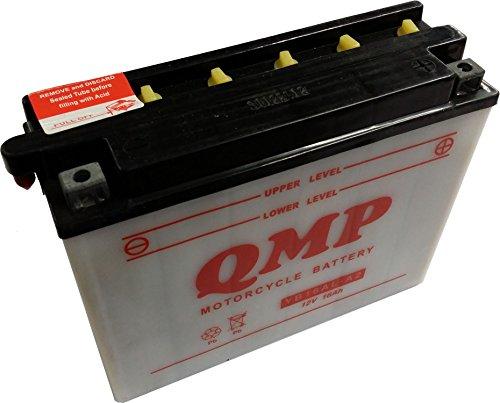 Batterie für DUCATI 994ccm Suport Touring 2 (ST2) Baujahr 1997-2000 (YB16AL-A2)