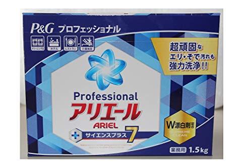 P&G アリエール サイエンスプラス7 超特大サイズ 1.5kg [9303]