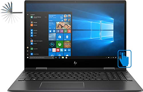 Compare HP Envy X360 15z Yoga Style 2-in-1 (10-ME2-5562) vs other laptops