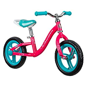 Schwinn Elm Girls Bike for Toddlers and Kids, 12, 14, 16, 18, 20 inch wheels for Ages 2 Years and Up, Pink, Purple or… -