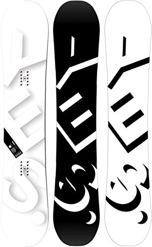 YES. Basic Wide Snowboard 2019, 163W
