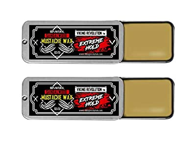 Mustache Wax Pack Extreme