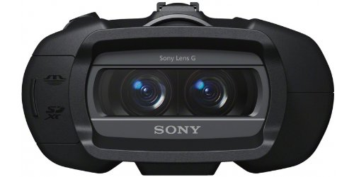 Sony Dev-3 - Binoculares (219 mm, 88 mm, 155 mm, 1,2 kg, Battery/AC Adaptor, InfoLITHIUM 6.8V)