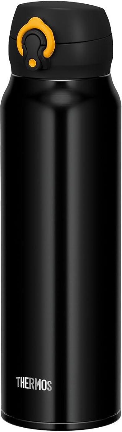 妨げる確認してください争いサーモス 水筒 真空断熱ケータイマグ 【ワンタッチオープンタイプ】 750ml ブラックイエロー JNL-753 BKY