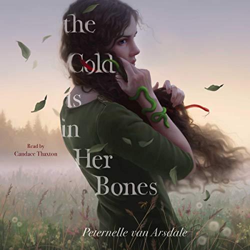 The Cold Is in Her Bones audiobook cover art