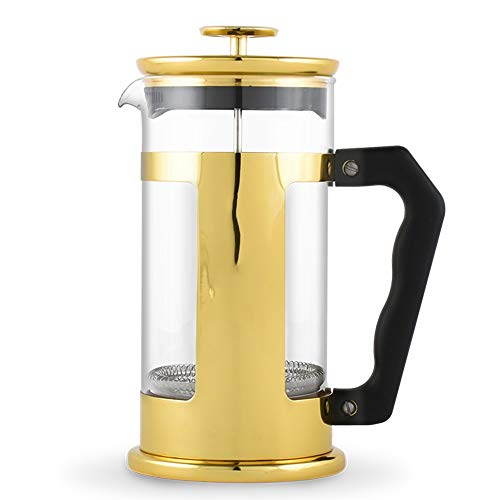 Buy Discount French Press Coffee Maker, Coffee Appliance French Press Pot Set Hand Made Coffee Filte...