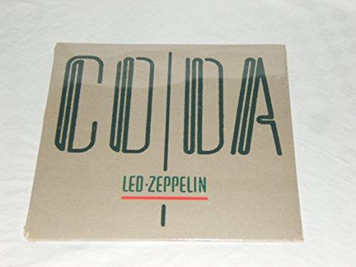 Led Zeppelin - Coda - LP vinyl