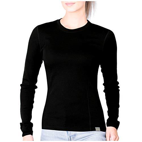 MERIWOOL Womens Base Layer 100% Merino Wool