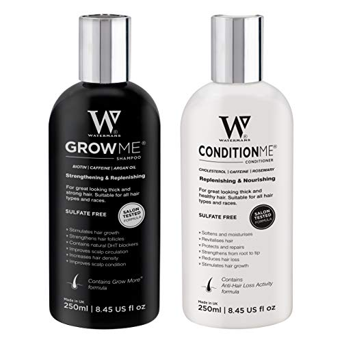 Hair Growth Shampoo and Conditioner set by Watermans