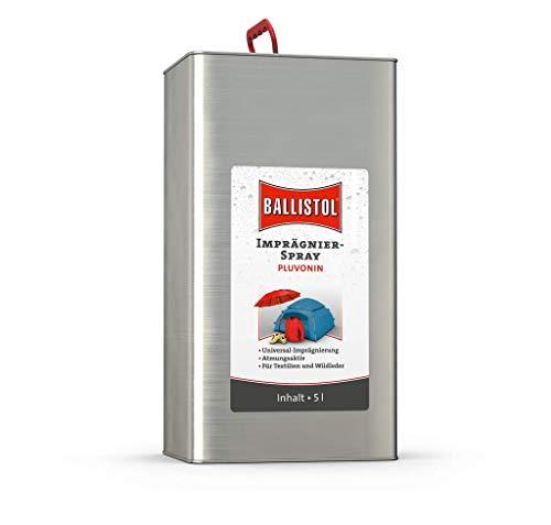 BALLISTOL Kanister Pluvonin Imprägnierlösung, 5 Liter, 25020