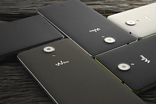 Wiko UFEEL Smartphone da 16GB, Dual SIM, Bianco