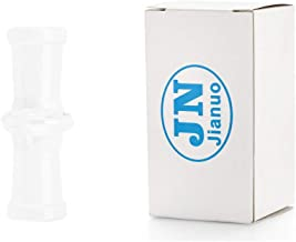Jianuo Scientic Glass Tube Adapter, 14MM Female to 14MM Female Essential Adapter