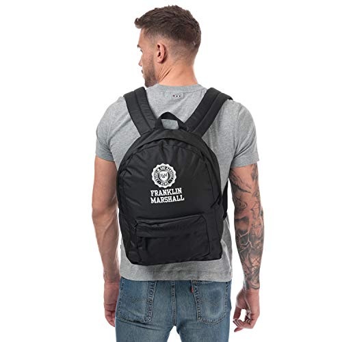 Accesorios Franklin And Marshall Franklin - Mochila de color negro