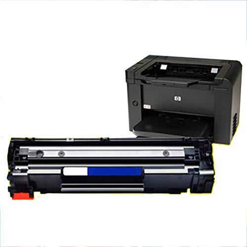 XDXD Cartucho de tóner compatible para HP P1606 para impresora HP LaserJet P1606dn 1536 P1566 78a CE278a MFP1536dnf 278a con chip suministros educativos