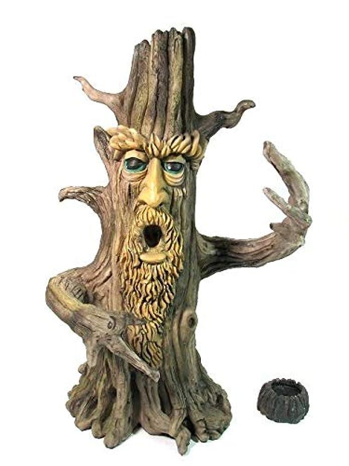 櫛仮定するホップ[INCENSE GOODS(インセンスグッズ)] TREE MAN INCENSE BURNER 木の精香立