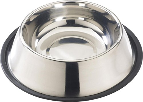 Ethical 32-Ounce No-Tip Stainless Dish