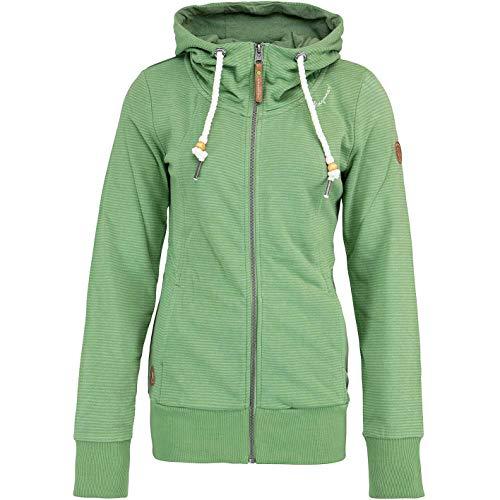 Ragwear Liberty A Organic Hoody Damen (L, Green)